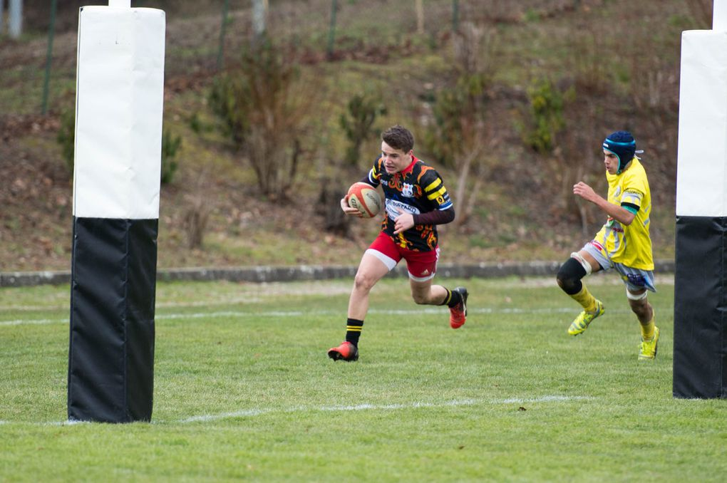 Sport Rugby : VLL s'impose à Pont du Casse contre Séguran