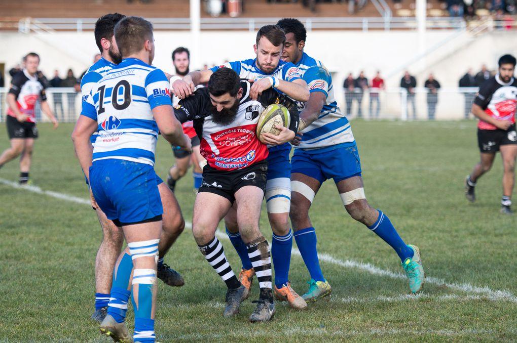 Sport Rugby Fédérale 3 : Tournon tombe contre Rieumes !