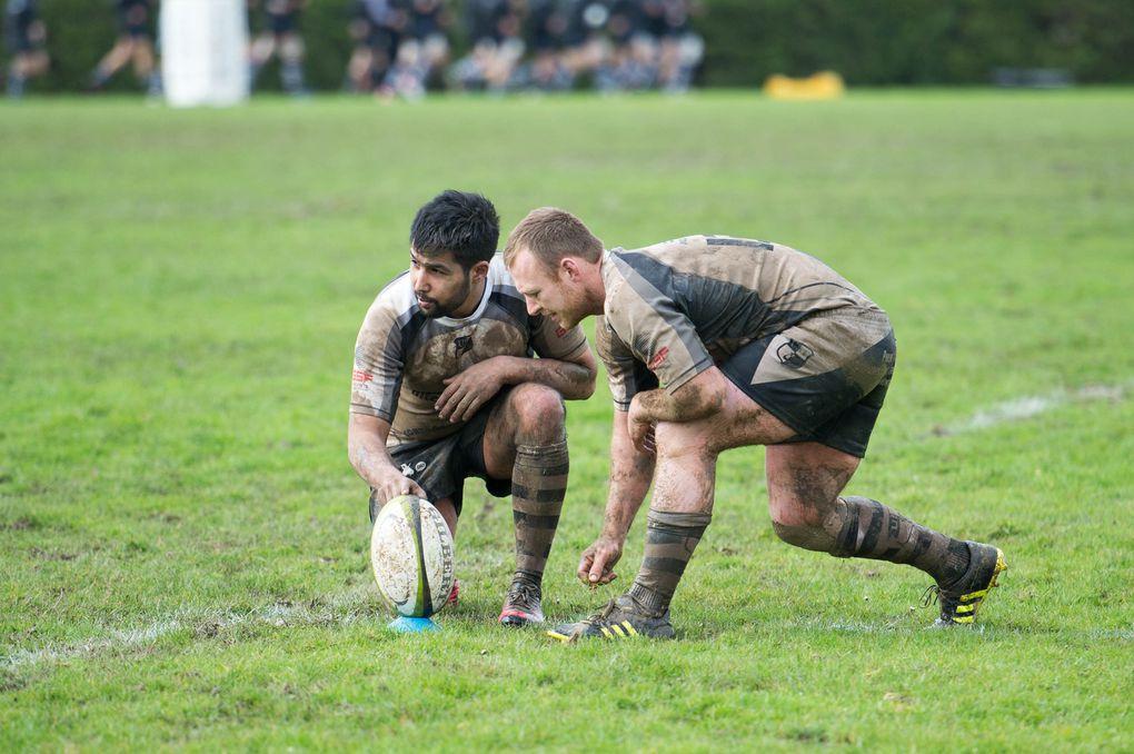 Rugby Fédérale 3 : Tournon s'impose dans la boue contre Revel !!!