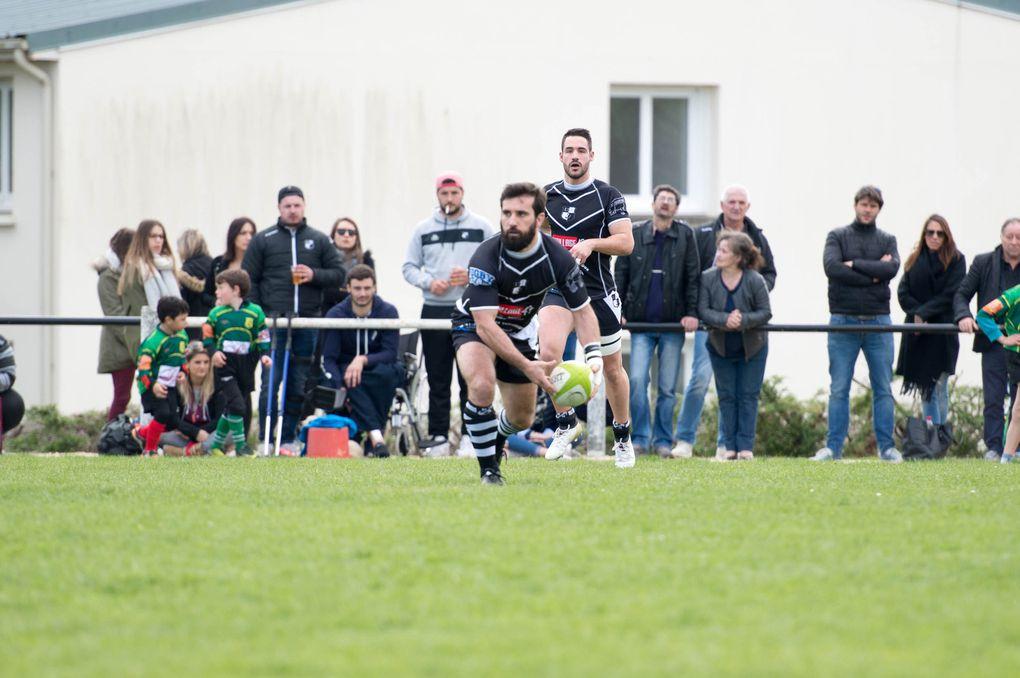 Rugby Fédérale 3 : Nérac renverse Tournon !!!