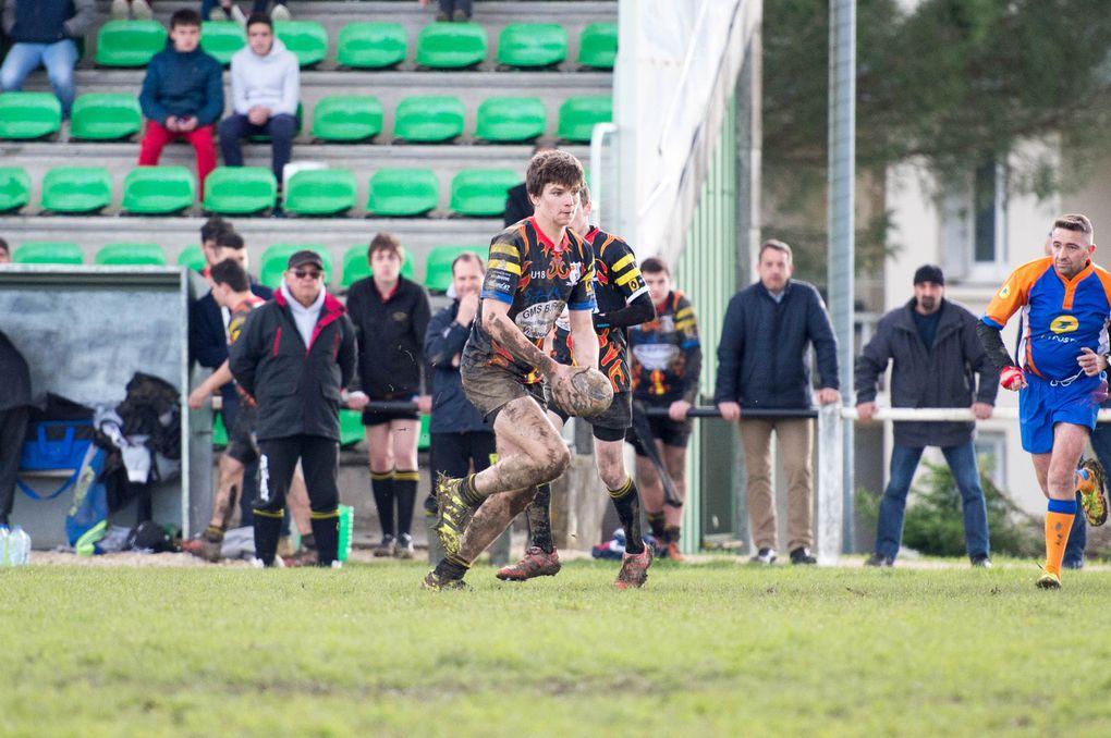 Rugby Jeunes : Dernière journée de championnat victorieuse pour VLL