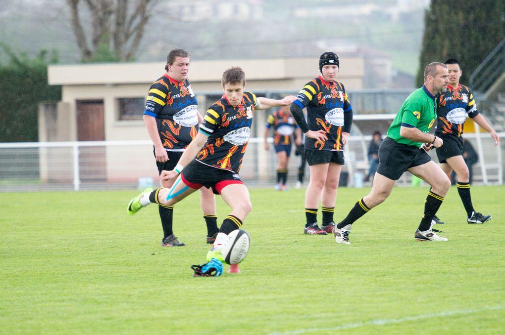 Sport Rugby Vallée Lot Lémance : Les Juniors échouent en Barrage