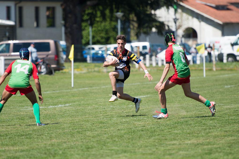 Sport Rugby Jeunes : Les deux équipes de Vallée Lot Lémance qualifiées pour les quarts !!!