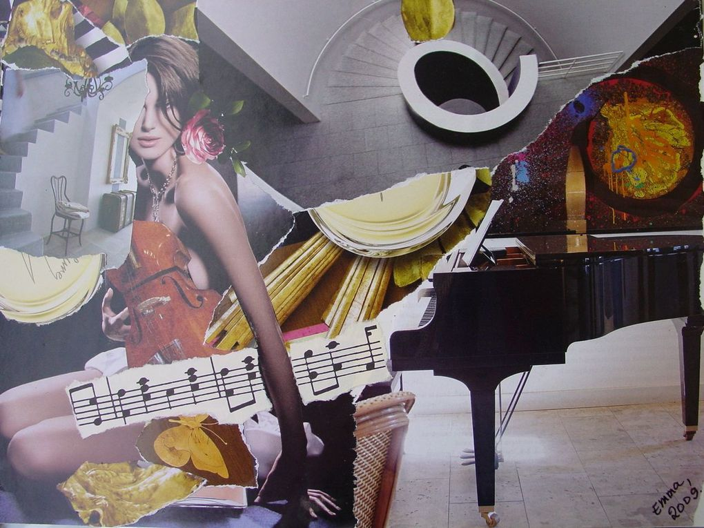 Collages musicaux