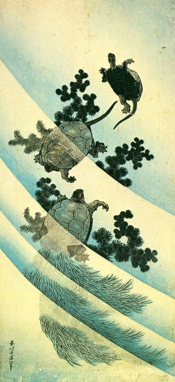 Hokusai ou la célèbration d'un maître de l'estampe