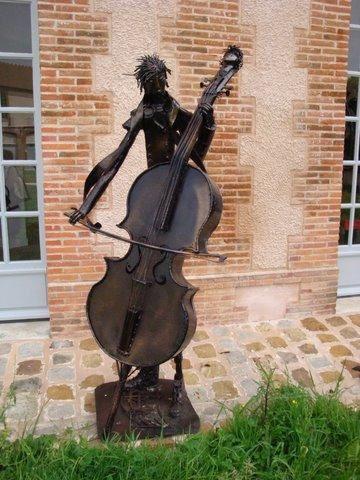 Métal et musique