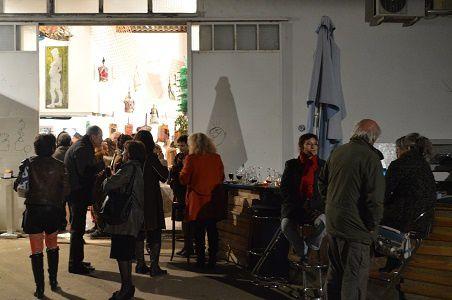 Les Hivernales 2014, l'expo