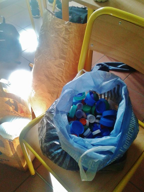 Recyclage au collège