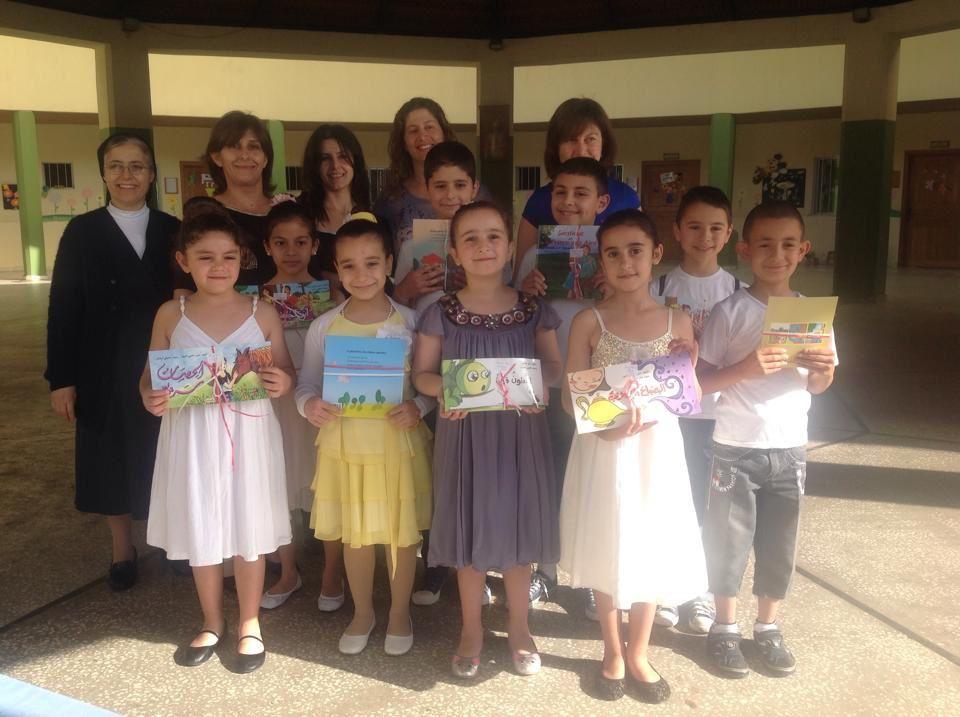 LIBAN : A Kobbayat (Akkar), il n'y a pas que le Collège, mais aussi la Garderie (2)