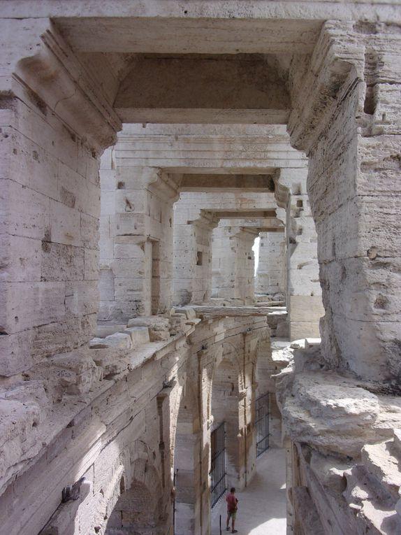 Amphitéâtre ou Arènes d'Arles