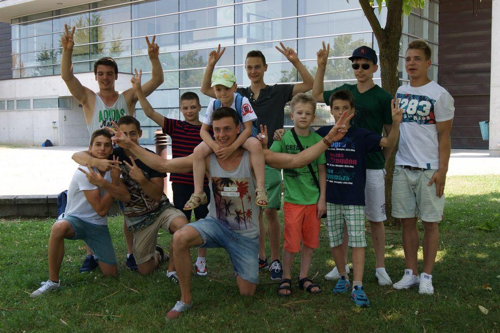 Stage Herrade avec délégation Russe et TG Hanauerland