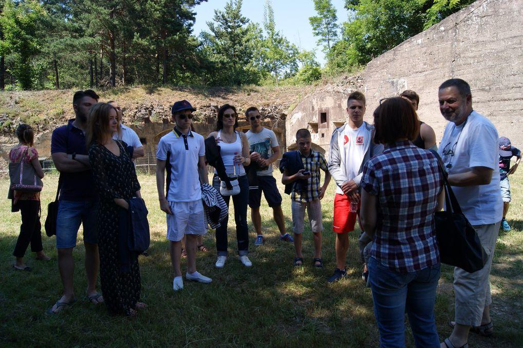 Stage Herrade avec délégation Russe et TG Hanauerland - suite
