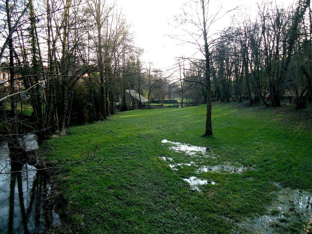 Rando des &quot&#x3B;10 km&quot&#x3B; à Corcoué-sur-Logne