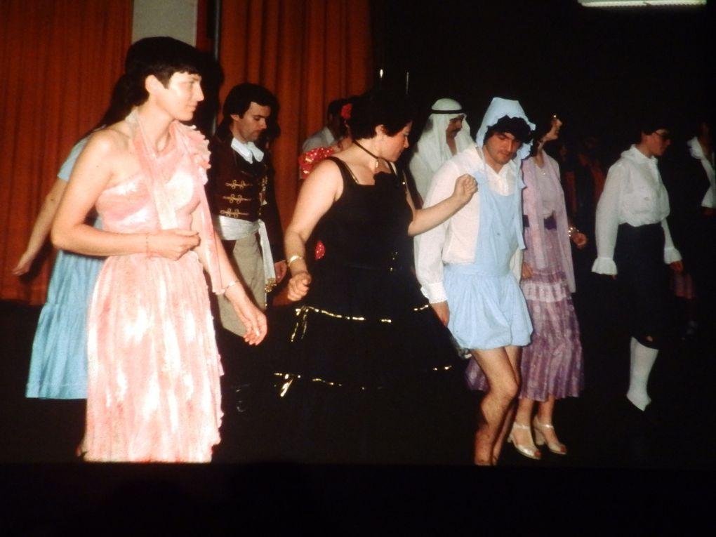 Il y a 33 ans :  L'activité &quot&#x3B;Danse de salon&quot&#x3B;