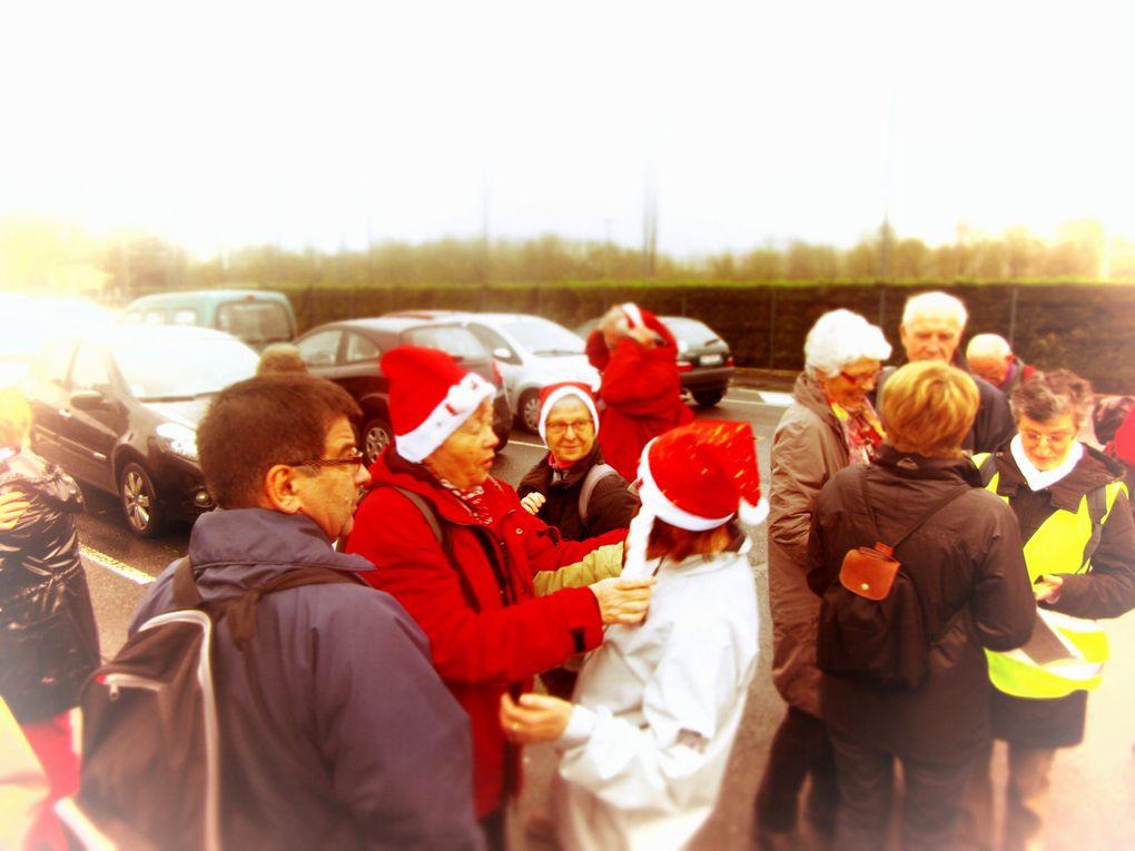 Les &quot&#x3B;Pères Noël&quot&#x3B; vers Basse Goulaine (10 km)
