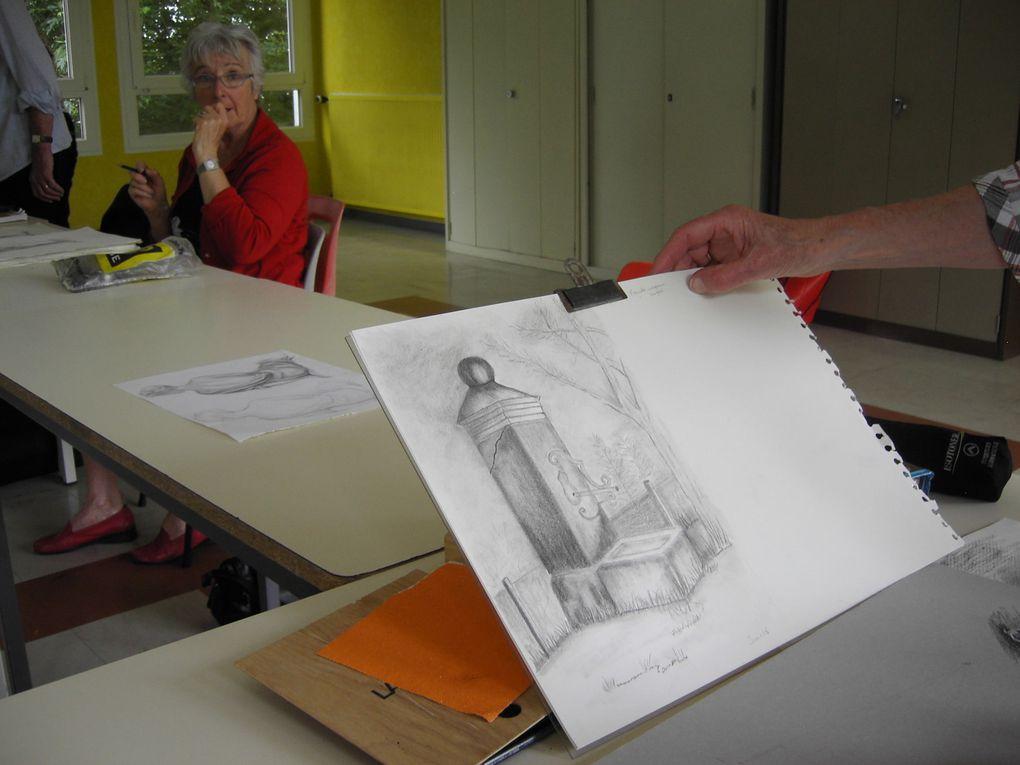 L'Atelier Dessin - premières photos -