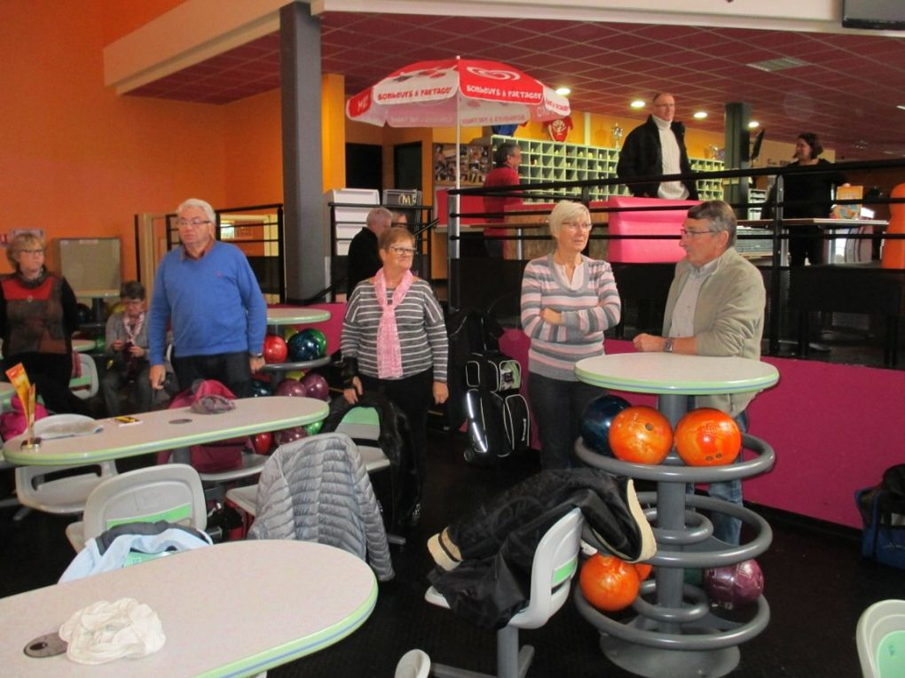 Challenge Bowling à Poitiers