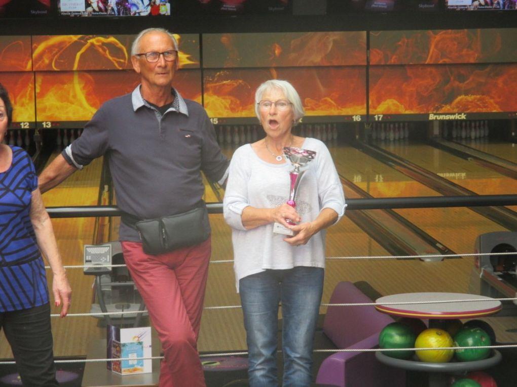 1er Challenge Bowling à TOURS