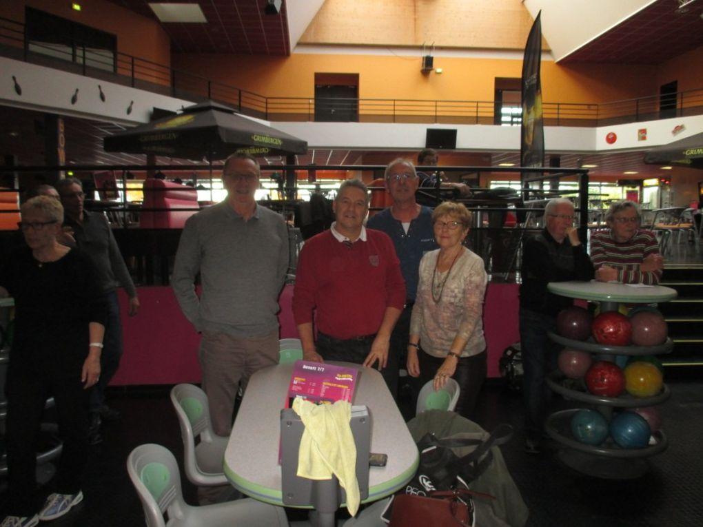 &quot&#x3B;Challenge Bowling&quot&#x3B; à Poitiers