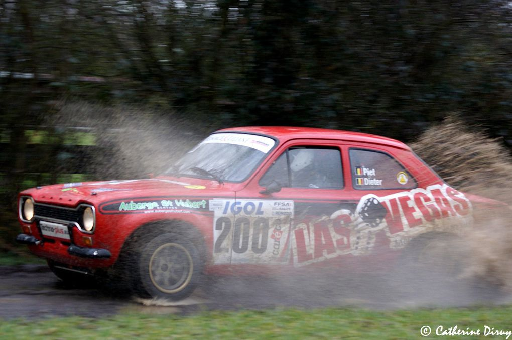 Coupe de France des Rallyes V.H.C 2015
