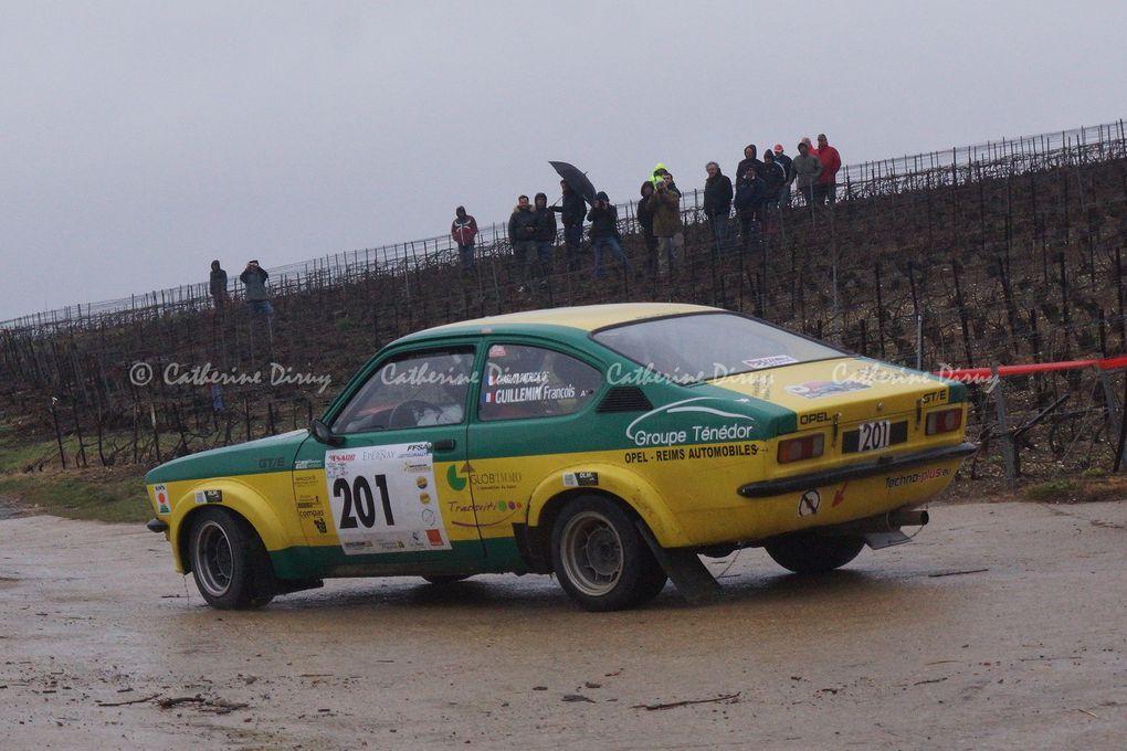 Les V.H.C Rallye  Epernay 2015