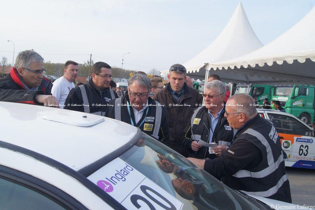 32 ème Rallye de la LYS     ES 2
