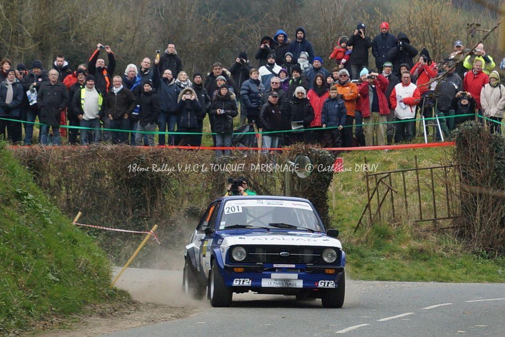 18 ème Rallye V.H.C le TOUQUET PARIS PLAGE