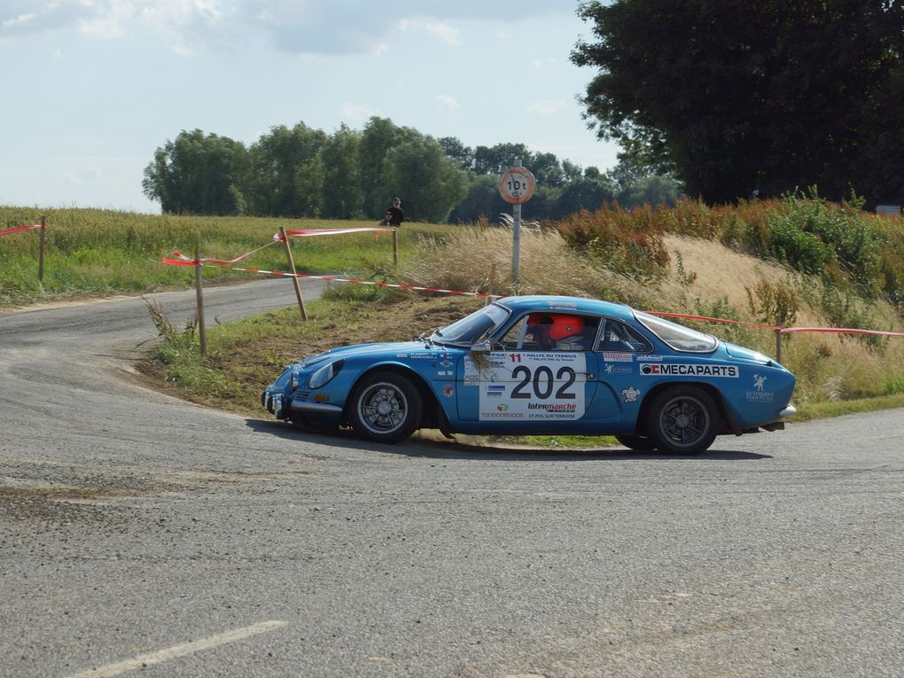 7 ème Rallye du TERNOIS V.H.C