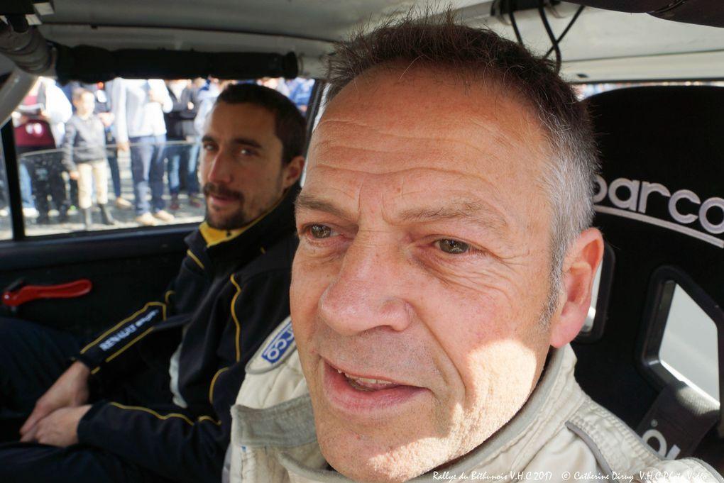40ème Rallye le Béthunois V.H.C                                      &quot&#x3B;Le 40ème Rugissant&quot&#x3B;