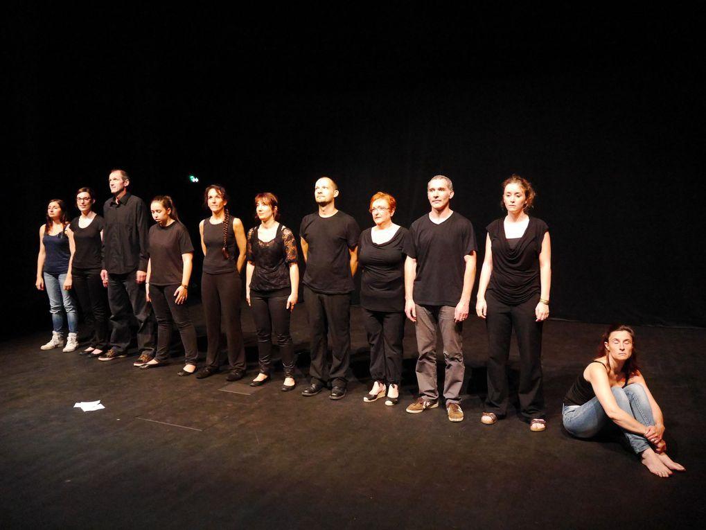 Les Ateliers 2013-14. Photos