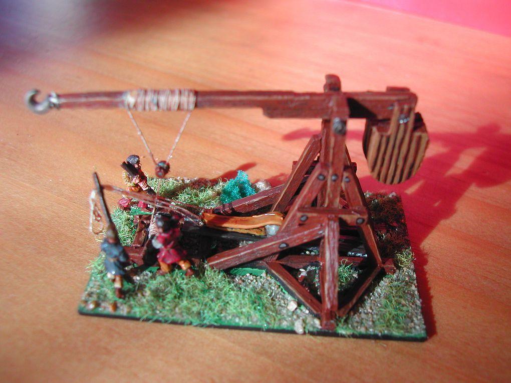 Mon armée bretonnienne pour Warmaster (10mm)