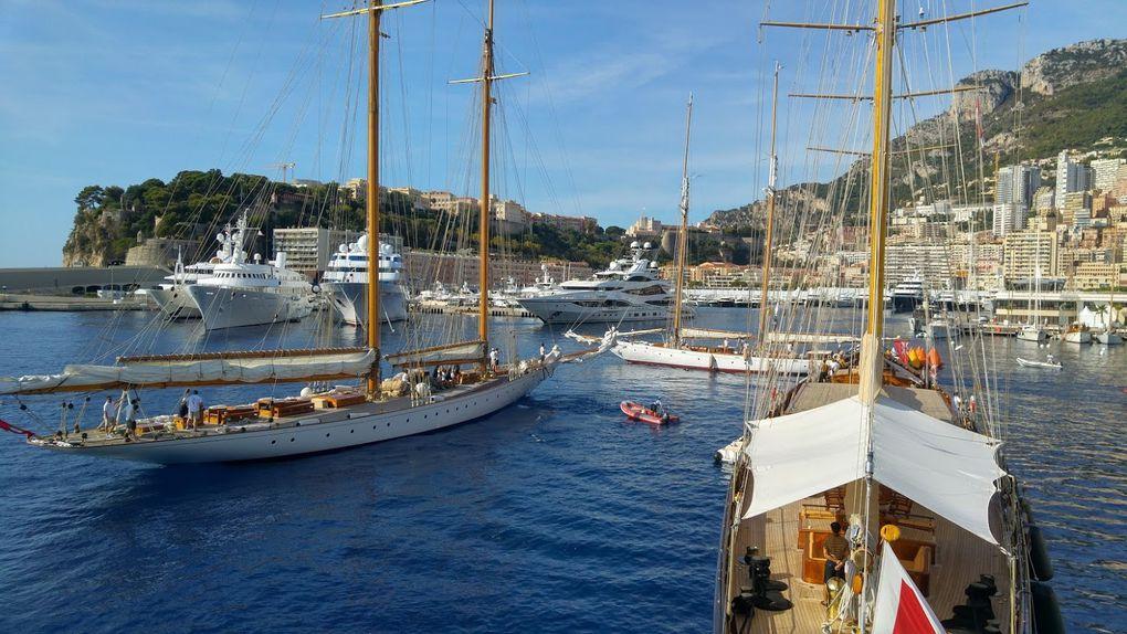 La Monaco Classic Week, Belle Classe, du 13 au 17 septembre 2017
