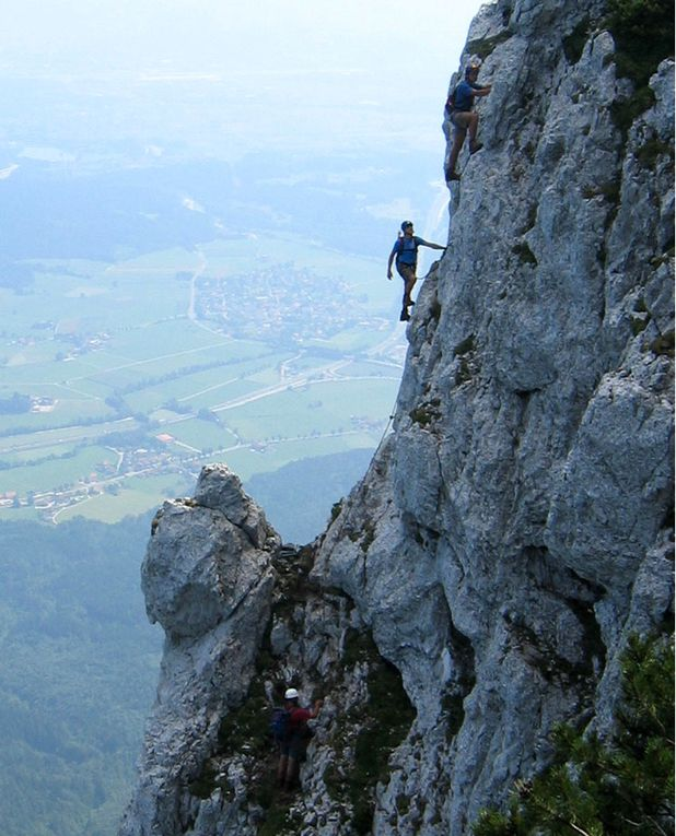 2014/08/23 : Vias de Berchtesgaden (ALL) - [Via Ferrata]