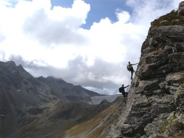 2015-09-05 : Silvretta (AUT) - [Via Ferrata]