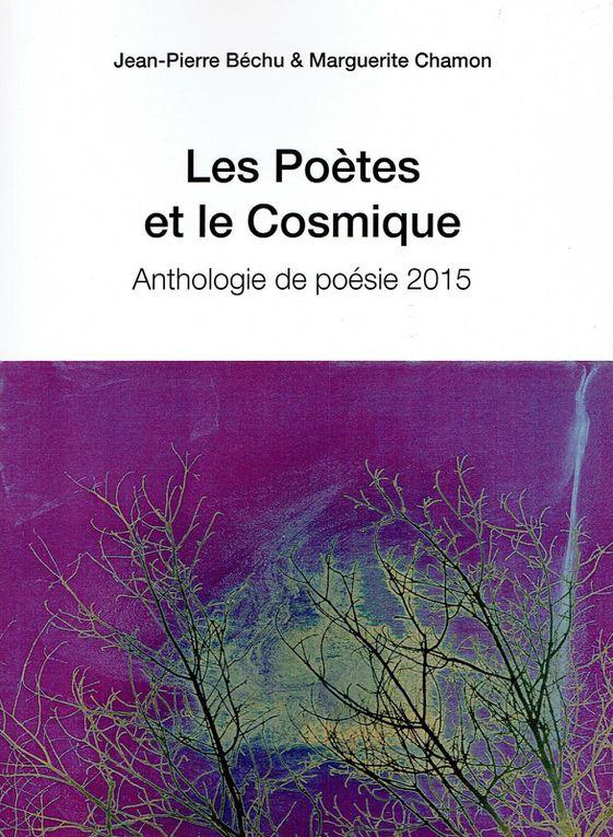 Salvatore Gucciardo dans l'Anthologie de poésie 2015 &quot&#x3B;Les poètes et le Cosmique&quot&#x3B;