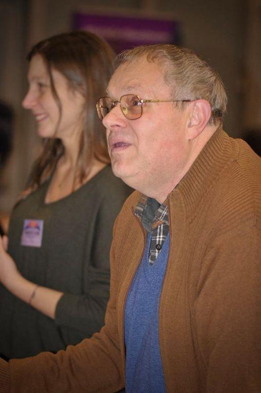 Thierry-Marie Delaunois au salon de Mon's Livre 2016