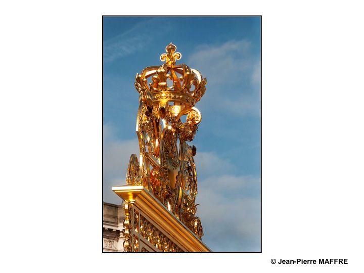 Voici présenté pêle-mêle quelques photos que j'ai prises lors de mes visites du château de Versailles et des Trianons.