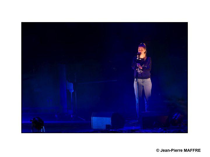 Une soirée digne d'un soir d'été avec en plus le festival Elektricity qui a électrisé le vendredi 3 octobre 2014 le parvis de la cathédrale de Reims avec les groupes London Grammar, Christine and the Queens et Alb.