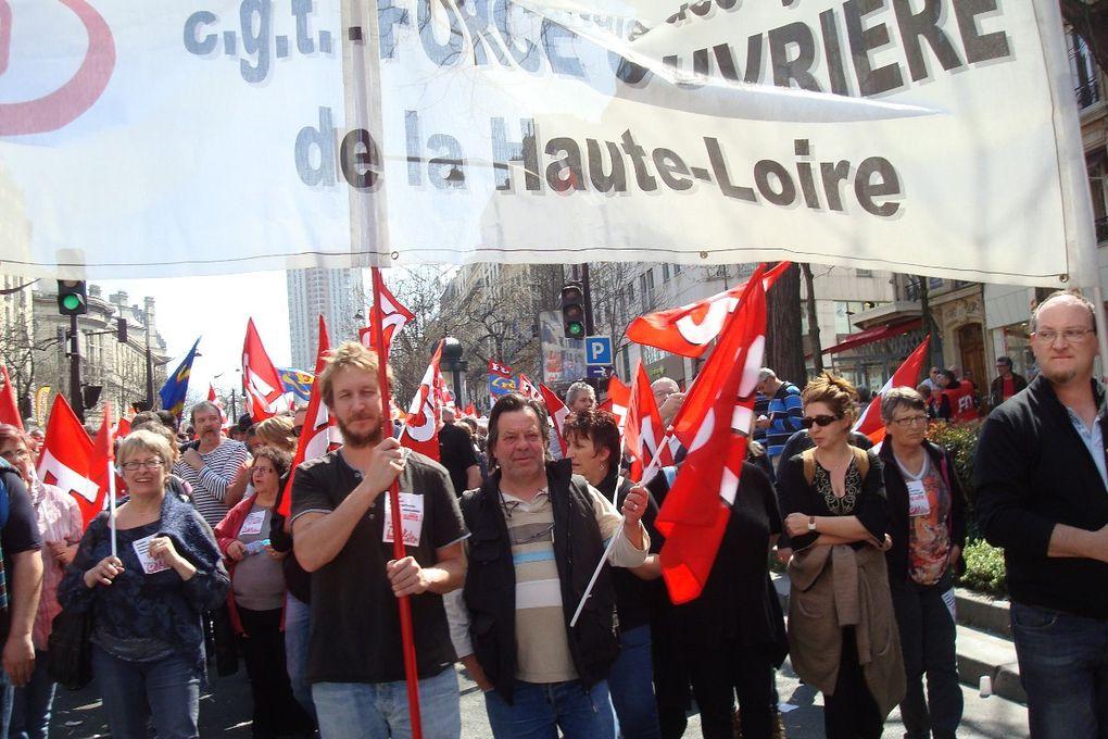 Album photo de la manif à Paris le 9 avril 2015