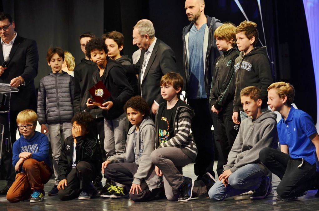 Trophées des sportifs 2016
