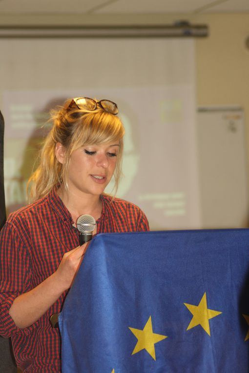 A Rezé, hier soir, &quot&#x3B;la Bretagne pour une Europe sociale&quot&#x3B;