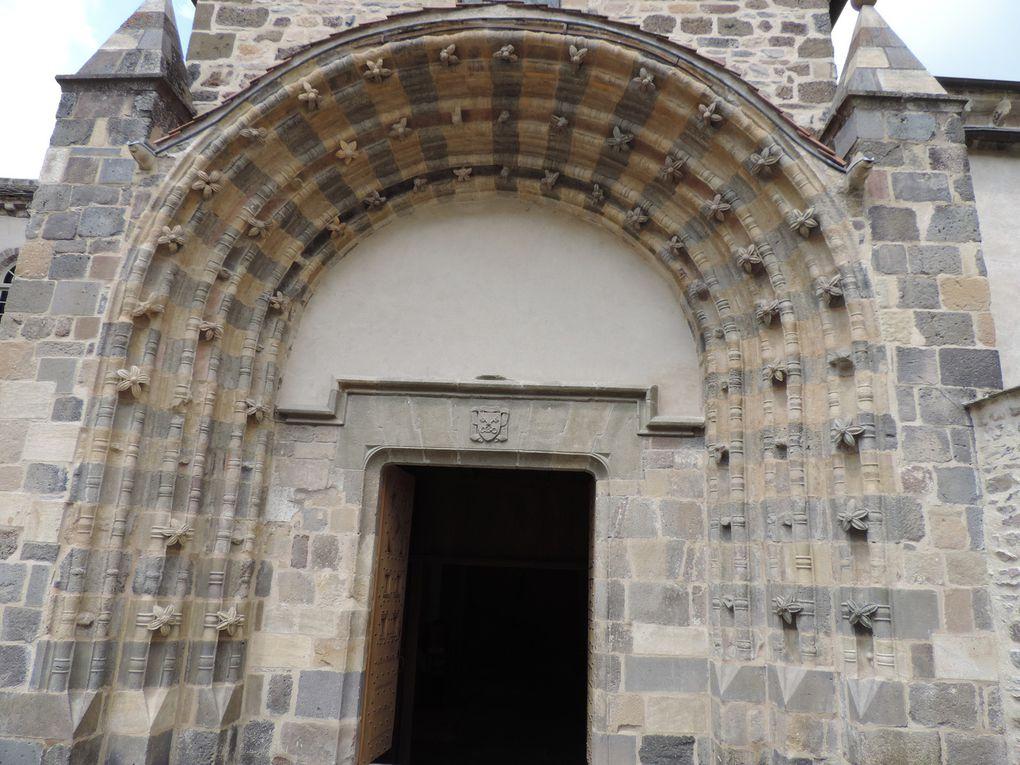 L'église Saint Pierre de Blesle