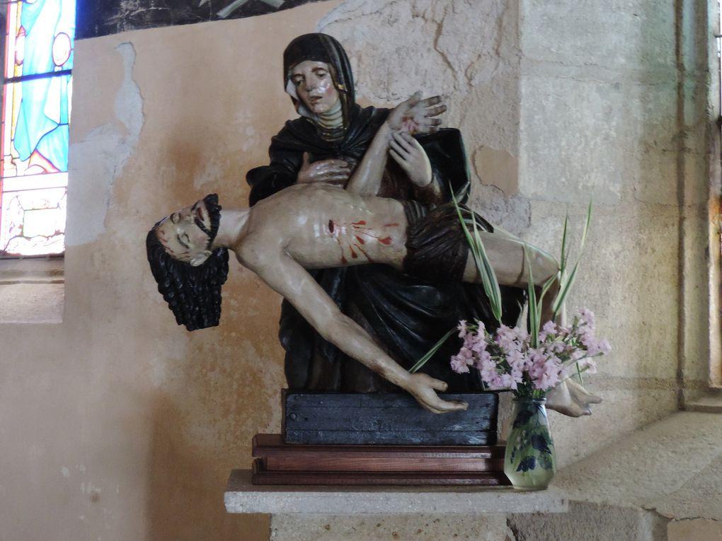 La Chapelle et la Pieta