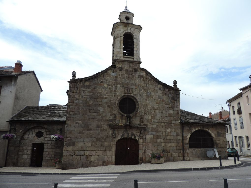La chapelle des Pénitents blancs