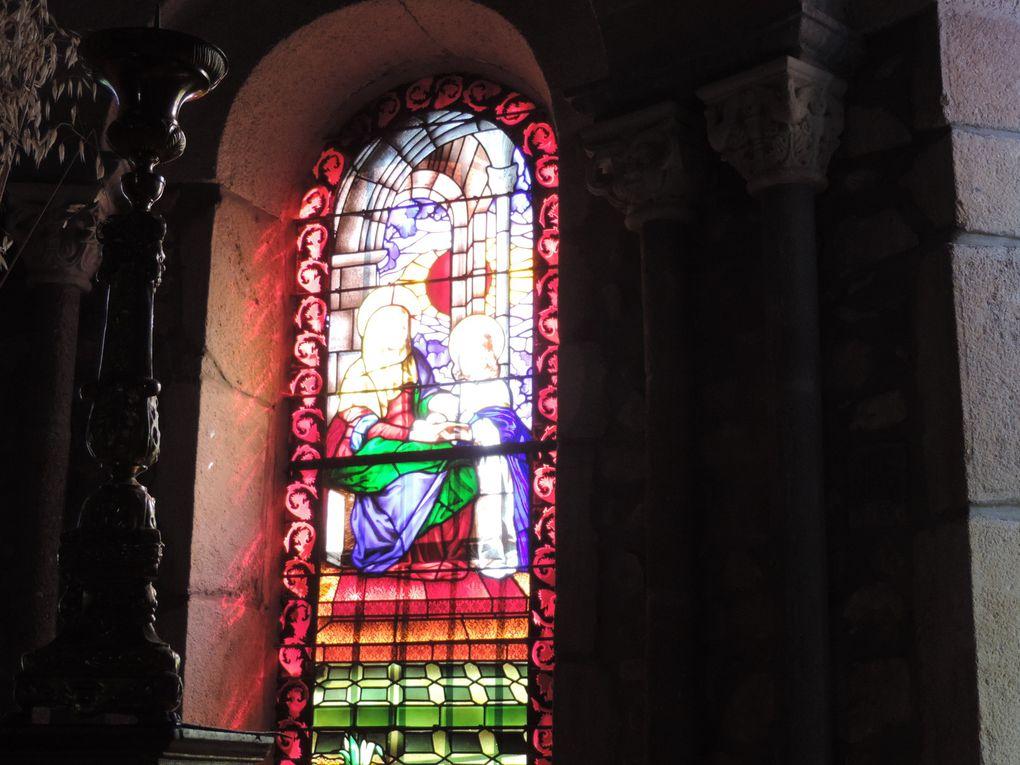 Eglise Saint Vincent à Vieille-Brioude