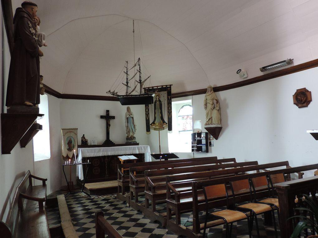 L'église de Pénerf, simple et discrète