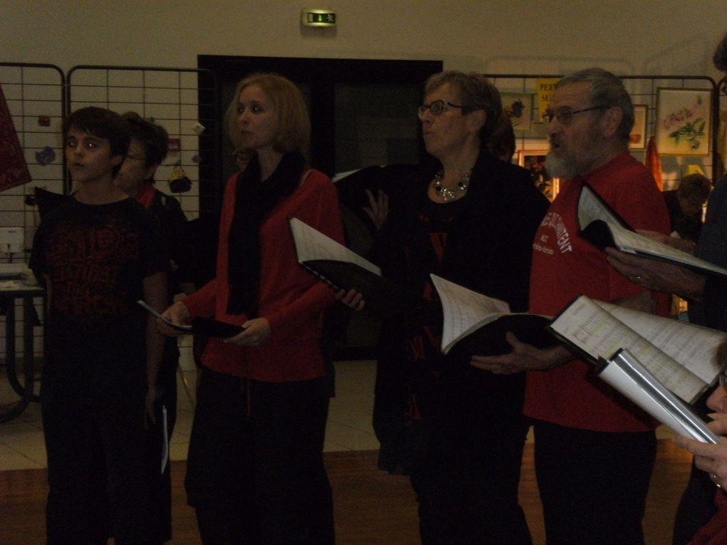 Photos de la MJC en fête le 20 décembre