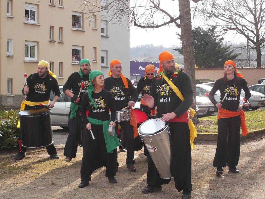 photos du carnaval médiéval