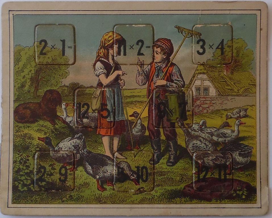 jeux A.E.B. ( lotos )