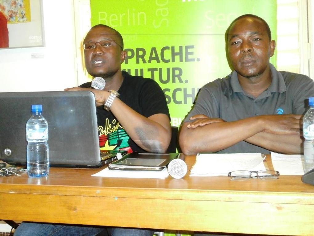 CONFÉRENCES PUBLIQUES EDUC AFRIQUE SUR LA CULTURE